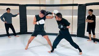 【ジークンドーVS格闘技】ボクシングルールでガチスパーリングしたらどっちが強いのか?