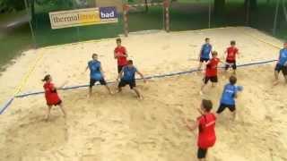Beach Handball: Defence - Пляжний гандбол: Захист