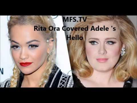 Rita Ora Covered Adele 's Hello