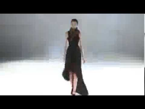 Transforming dresses by hussein chalayan fashion