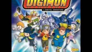 Digimon Frontier Soundtrack -1- Wenn das Feuer in dir brennt (Titelsong) (German/Deutsch)