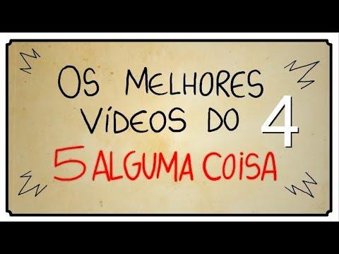 OS MELHORES VÍDEOS DO 5 ALGUMA COISA 04 thumbnail