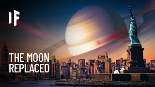 What If Each Planet Replaced Our Moon?