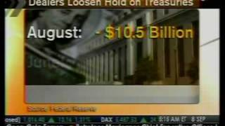 Treasury Dealers Shift To Higher-Risk Debt - Bloomberg