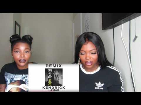 Future - Mask Off (Remix) ft. Kendrick Lamar REACTION