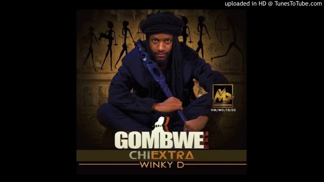Winky D Ft Vabati Vajehovha Ngirozi Gombwe Album 2018 #1