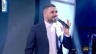 لهون وبس - محمد المجذوب يغني مهم جداً لحسين الجسمي