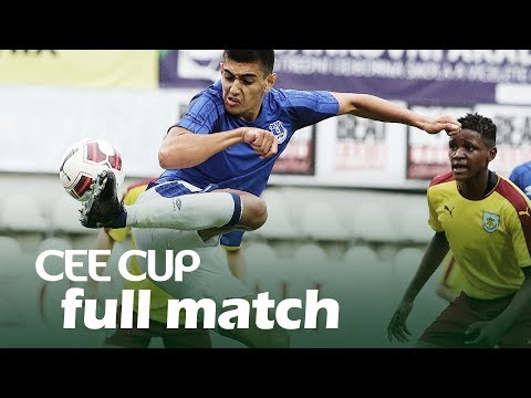 CEE Cup GENERALI 2017 FINAL Burnley FC vs Everton FC