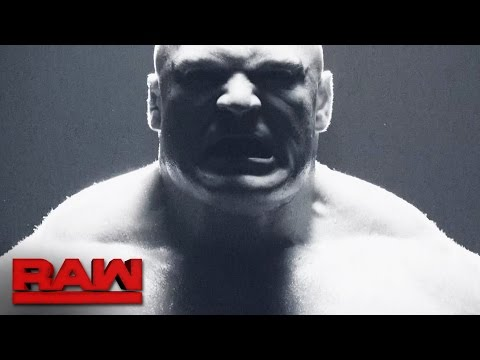 An in-depth look at the rivalry between Goldberg and Brock Lesnar - Part 2: Raw, March 20, 2017