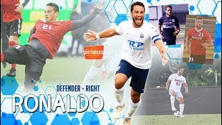 ⚽ RONALDO / ZAGUEIRO / Ronaldo Rosan de Jesus