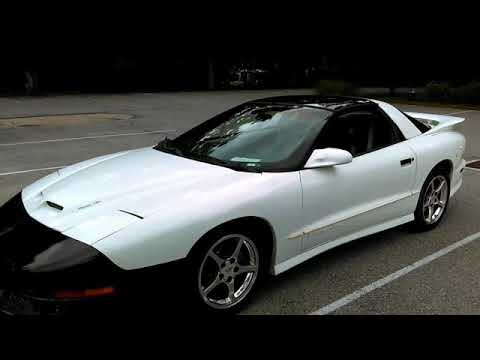1997 Trans Am Ws6 Video 4000 On Hudson Valley Craigslist Youtube
