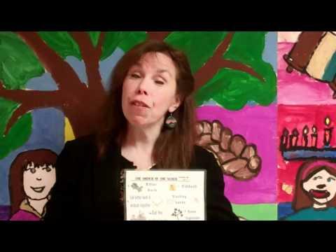 Heléna Eilenberg's Passover Message to Parents