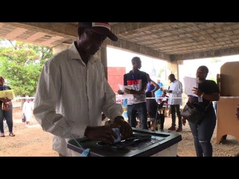 Polls opens in Sierra Leone's presidential runoff