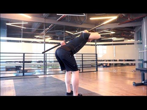 Download Youtube: [DL1] Hip hinge, chuyển động cơ bản của deadlift