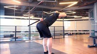 [DL1] Hip hinge, chuyển động cơ bản của deadlift