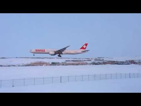 Swiss flight 40 Emergency Landing