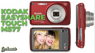 Kodak EasyShare Touch M577 Digital Camera