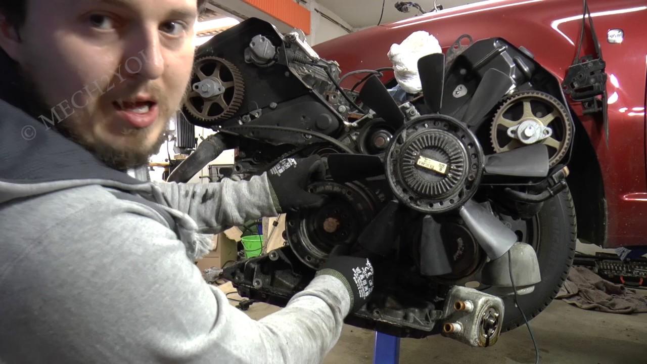 🛠 Auto Reparatur - Motor tauschen Teil 4 (neuer Motor defekt ...