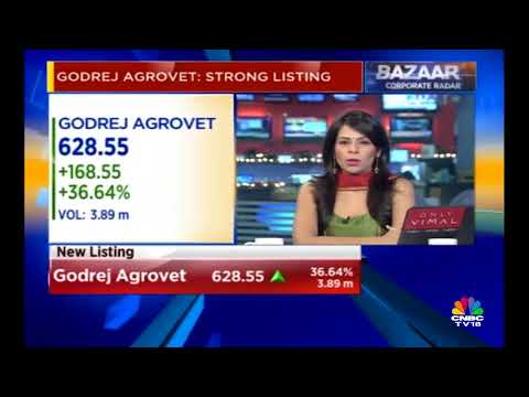 Godrej Agrovet Listing | All you Need to know about IPO | CNBC TV18