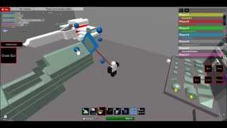 Roblox Build And Race how to build a X-WING