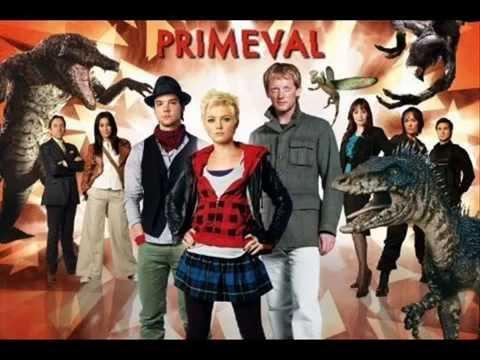 Primeval Serie