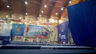 Darya Spiridonova - Russian Cup 2016 - AA UB 15.500
