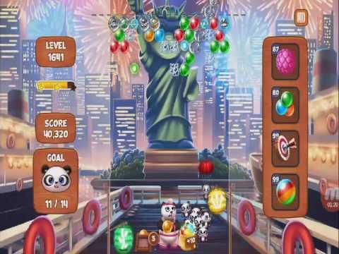 Panda Pop- Level 1641 (Welcome to New Panda City)