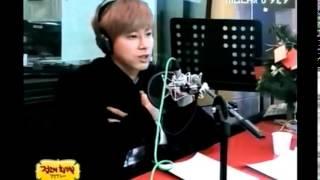 3月10日に放送されたラジオ番組キム・シニョンの正午の希望曲に東方神起...