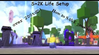 ROBLOX | Miner's Haven S+2K Setup! | Gives over tdD!
