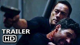BLACK WATER Trailer 2018 Jean Claude Van Damme, Dolph Lundgren, Action Movie HD