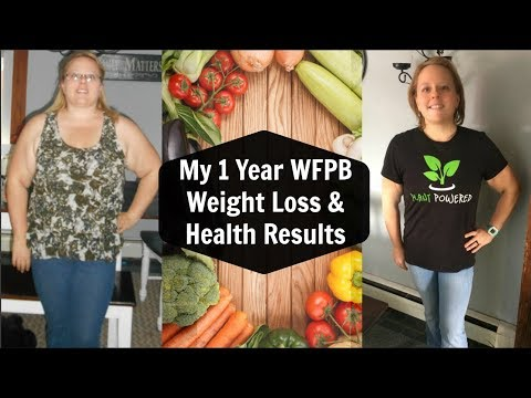 My 1 Year Whole Food Plant Based Weight Loss, Diabetes & Health Results
