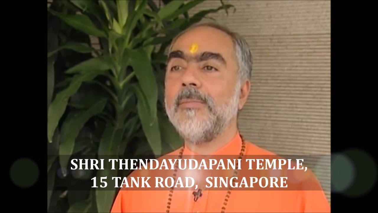108 Times Hanuman Chalisa Chanting in the divine presence of Swami  Swaroopananda