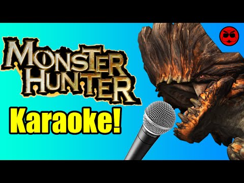 Monster Hunter Karaoke - Japan Journals