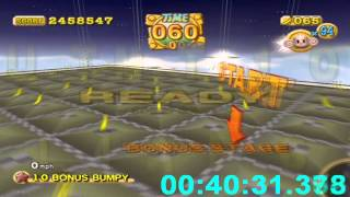 Super Monkey Ball Deluxe - Ultimate - 1:13:15.572 [World Record]