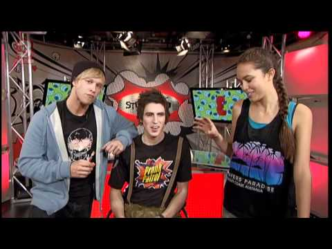ABC3 | Studio 3: So you think you can do nothing - Scott Tweedie