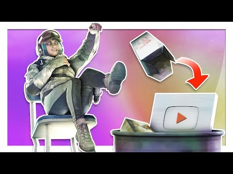 This Video Is LITERALLY TRASH  | Rainbow Six: Siege