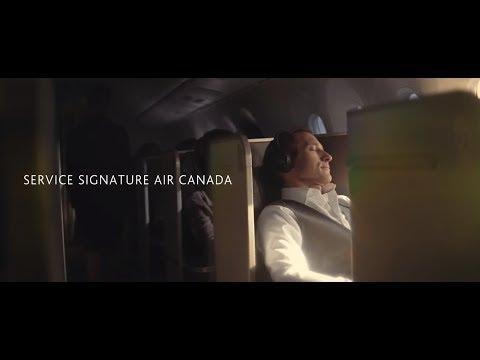 Air Canada : Voici Le Service Signature Air Canada – International