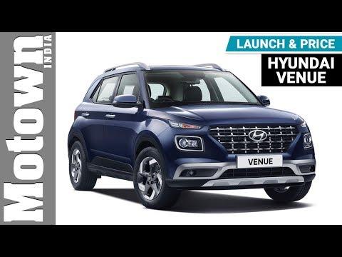 Hyundai Venue   Launch, Price & Details   Motown India