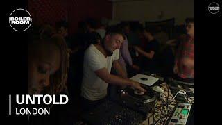 Untold Boiler Room London DJ Set