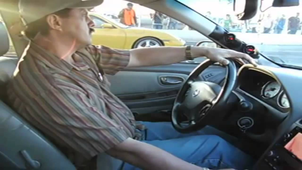 Mexican Guy In A Family Nissan Maxima Beats Turbo-Charged Porsche In A Race Like It's Nothing ...