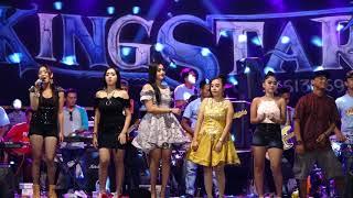 Ya Habibal Qolbi All Artis New King Star Live Gadingan Terbaru 2018