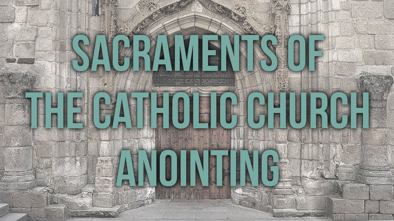Sacrament of Anointing of the Sick - Franciscan Media