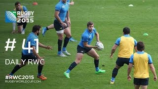 Los Pumas match ready for Wallabies - RWC Daily