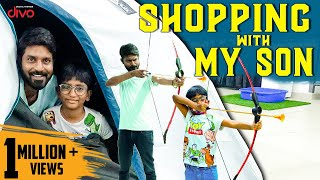 Shopping With My Son | Mr Makapa