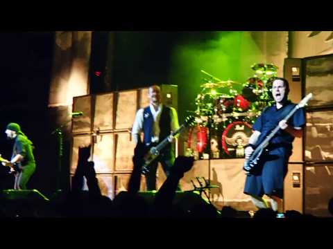 Volbeat- Sad Man's Tongue - Power Ball Concert Winnipeg MTS Centre - April 2013