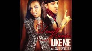 Like me - Dina Mendes feat. Elji Beatzkilla