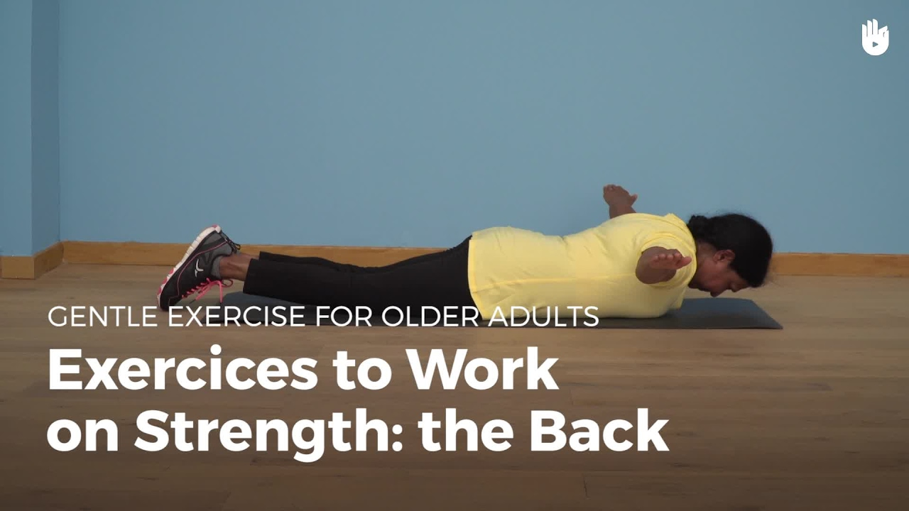 back exercises for 50