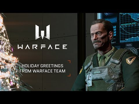 Holiday Greetings From Warface Team thumbnail
