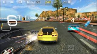 Crazy For Speed Android Game First Look Gameplay Español