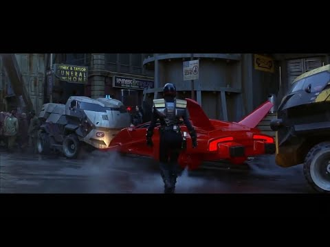 Judge Dredd - DUI Violation [HD]